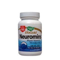 Nature's Way Neuromins Неуроминс ДХК за нормална зрителна и мозъчна дейност 100 мг х30 капсули