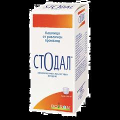 Boiron Стодал сироп за кашлица от различен произход 200 мл
