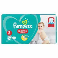 Пелени - гащички Pampers Pants Размер 3 Mini 54 бр