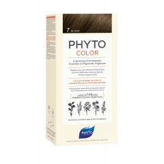 Phyto Phytocolor Безамонячна боя за коса 7 Русо /Blond