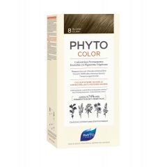Phyto Phytocolor Безамонячна боя за коса 8 Светло Русо /Blond Clair