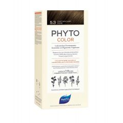 Phyto Phytocolor Безамонячна боя за коса 5.3 Светъл Златист Кестен /Chatain Clair Dore