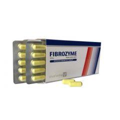 Fibrozyme Фиброзим 320 мг х30 стомашно устойчиви капсули Vivafarma