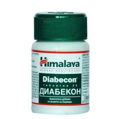 Himalaya Diabecon Диабекон за нормална кръвна захар х 30 таблетки