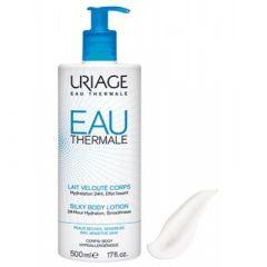 Uriage Eau Thermale Лосион за тяло за 24-часова хидратация за суха и чувствителна кожа 500 мл