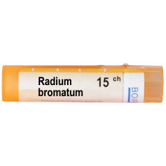 Boiron Radium bromatum Радиум броматум 15 СН