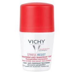 Vichy Stress Resist Дезодорант рол-он с 72 часа ефект против изпотяване 50 мл