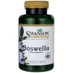 Swanson Boswellia Босвелия 400 мг х 100 капсули