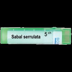 Boiron Sabal serrulata Сабал серулата 5 СН