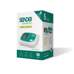 Дигитален aпарат за измерване на кръвно налягане Sendo Advance 3 Hira