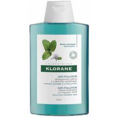 Klorane Детоксикиращ шампоан с екстракт от водна мента 200 мл