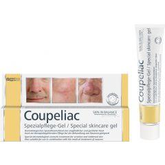 Pharmatheiss Cosmetics Coupeliac Купелиак Интензивен гел за лице за кожа склонна към зачервяване и купероза x20 мл