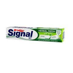 Signal Herbal Fresh Паста за зъби за дълготрайна свежест 75 мл