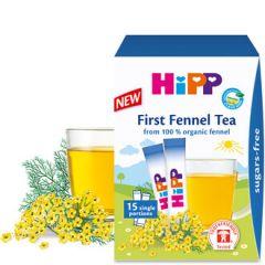 Hipp екстрактен чай от копър х15 сашета