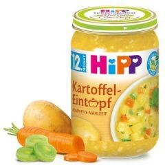Hipp био пюре картофена яхния 12М+ 250 гр