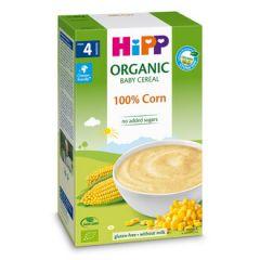 Hipp био безмлечна инстантна каша 100% царевица 4М+ 200 гр