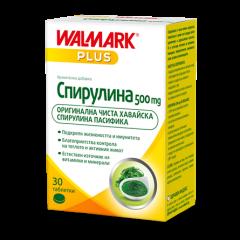 Walmark Спирулина 500 мг х 30 таблетки