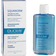 Ducray Squanorm Противопърхотен лосион с цинк 200 мл