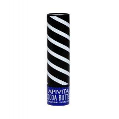 Apivita Lip Care Стик за устни с какаово масло SPF20 4.4 гр