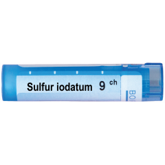 Boiron Sulfur iodatum Сулфур йодатум 9 СН