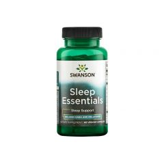 Swanson Sleep Essential Формула за сън х 60 капсули