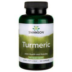 Swanson Turmeric Куркума 720 мг х 100 капсули