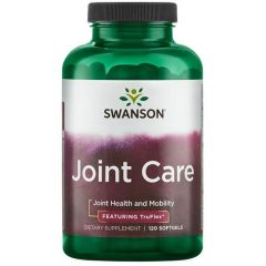 Swanson Joint Care Грижа за ставите с глюкозамин, МСМ и хондроитин х 120 капсули