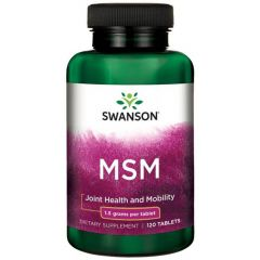Swanson MSM МСМ Метил-Сулфонил-Метан х 120 таблетки