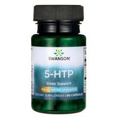Swanson 5-НТР 5-Хидрокситриптофан 100мг х 60 капсули
