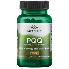 Swanson PQQ Pyrroloquinoline Quinone Пиро-хинолин-хинон 10 мг х30 V капсули