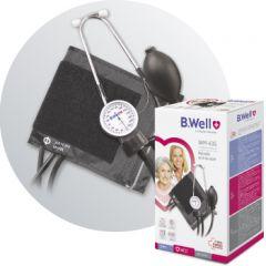 Механичен апарат за измерване на кръвно налягане B.Wеll WM-63S