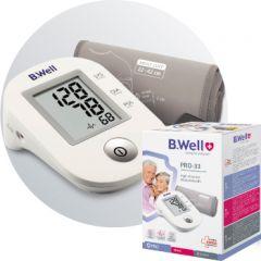 Автоматичен апарат за измерване на кръвно налягане B.Well PRO-33
