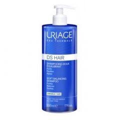 Uriage DS Hair Soft Balancing Почистващ и балансиращ шампоан за коса 500 мл
