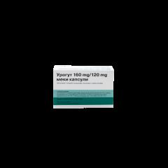 NaturProdukt Урогут за нормално функциониране на простата х60 капсули