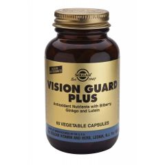 Solgar Vision Guard Plus Защита за очите плюс х60 капсули