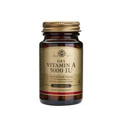 Solgar Vitamin A Витамин А 5000IU х100 капсули