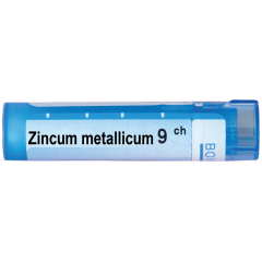 Boiron Zincum metallicum Цинкум металикум 9 СН