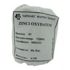 Цинков оксид 100 гр Chemax Pharma