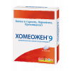 Boiron Хомеожен 9 при болки в гърлото, ларингити, пресипналост х60 таблетки