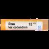 Boiron Rhus toxicodendron Рус токсикодендрон 15 СН