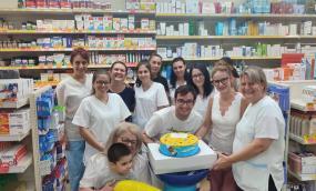 Честит 14-ти рожден ден, аптека Гален, гр.Свиленград!