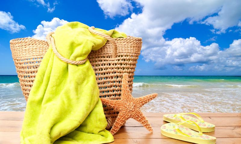 Как да се грижим за кожата си след морските приключения